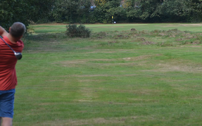 Find Thames Ditton & Esher Golf Club